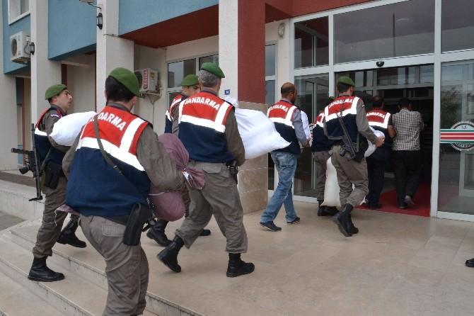 Buharkent Jandarmasından Sevkıyata Darbe