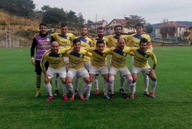 Bartın 1. Amatör Ligin Şampiyonu Ulus Çınar Spor Oldu