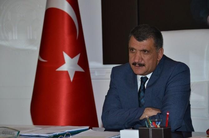 Başkan Gürkan, Üç Aylar Dolayısıyla Mesaj Yayınladı