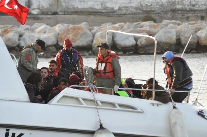 Belediye Dalgıçları Turgutreis'te Deniz Dibini Temizledi