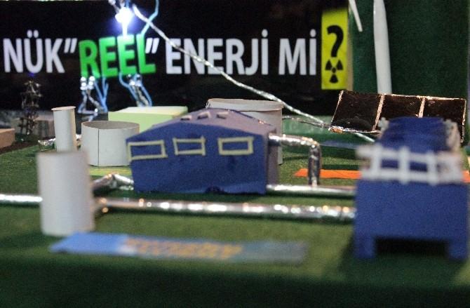 """(Özel Haber) Nükleer Değil Nük""""reel"""" Enerji"""