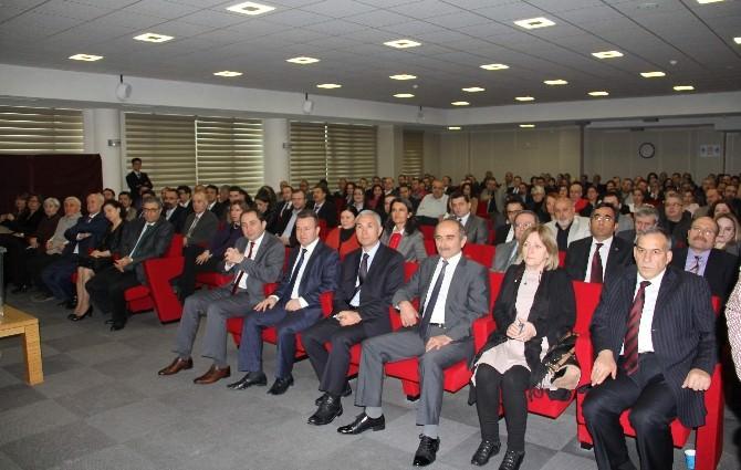 Hitit Üniversitesi'nde Rektörlük Seçimleri Yapıldı