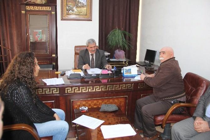 Silvan Belediyesi'nde Tis İmzalandı