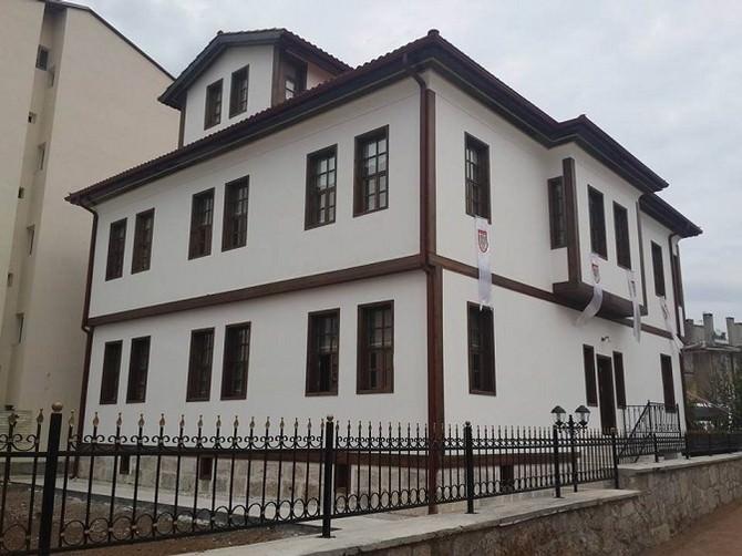 Gürün'de Aktivite Merkezinin Yapımına Başlandı