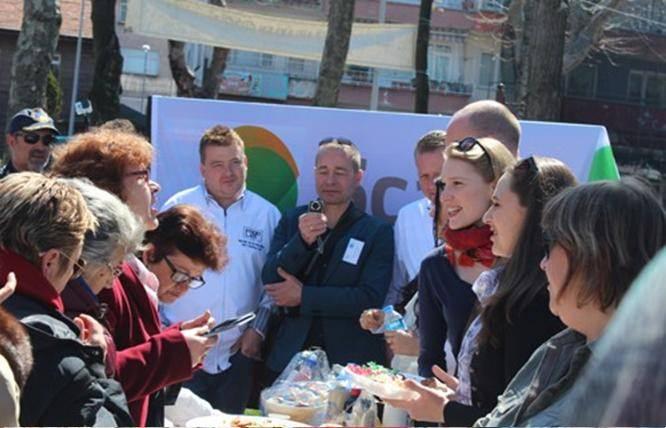 Amasra Mesleki Ve Teknik Anadolu Lisesi Misafirlerini Ağırladı