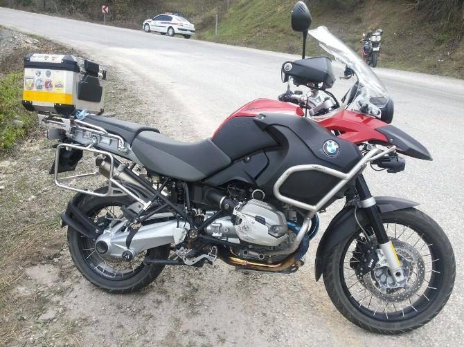 Motosiklet Turu Hastanede Bitti