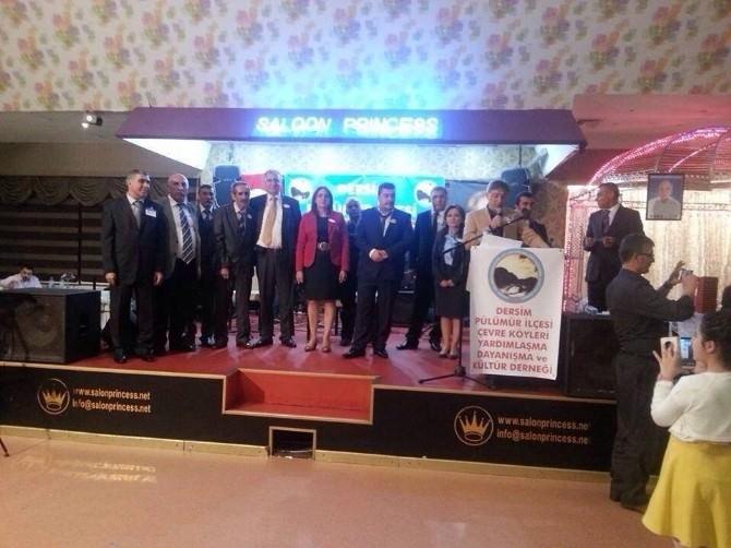 Pülümürlüler İstanbul'da Eğitim İçin Bir Araya Geldi