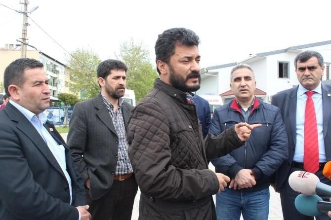 Madenci Yakını Feryat Etti:
