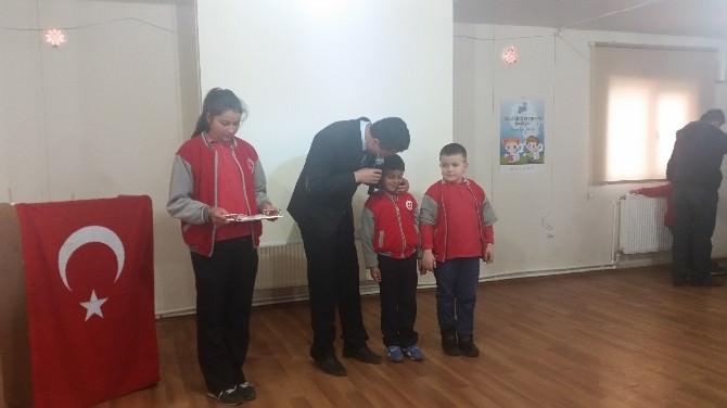 Başkan Kaya, Öğrencileri Ödüllendirdi