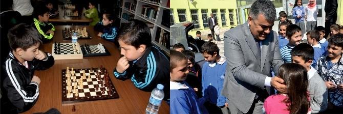 Ereğli'de Ödüllü Satranç Turnuvası