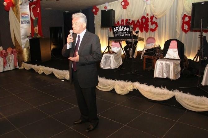 Marmaris'te Belediye Personeli İçin Gece Düzenlendi