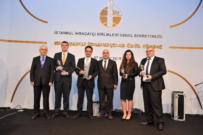 En Başarılı İhracatçı Ödülü MAY Tohum'un