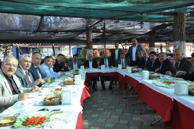 Tarsus'a Esnaf Sarayı