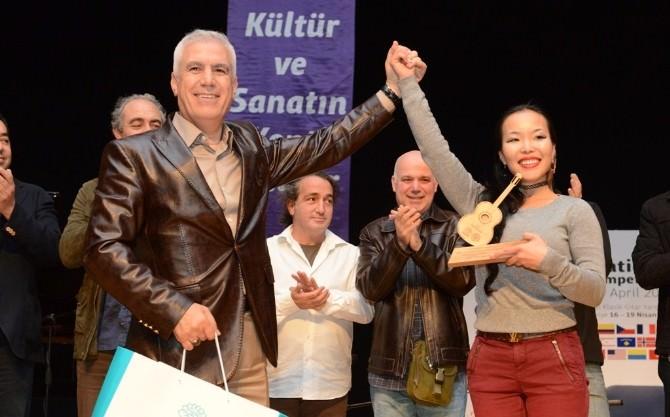 Nilüfer Uluslararası Klasik Gitar Yarışması'na Muhteşem Final