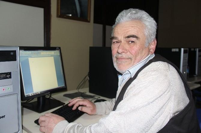 63 Yaşında Bilgisayar İle Tanıştı