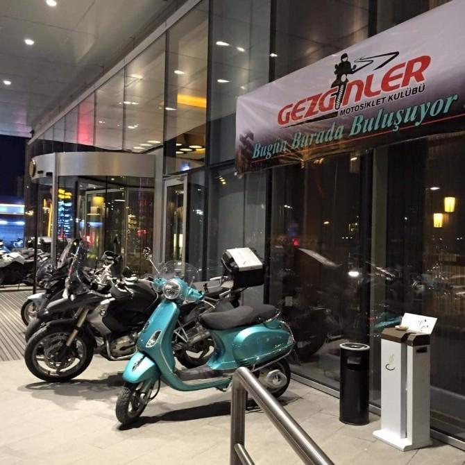 Samsunlu Gezginler Motosiklet Kulübü Üyeleri İran'ı Gezdi