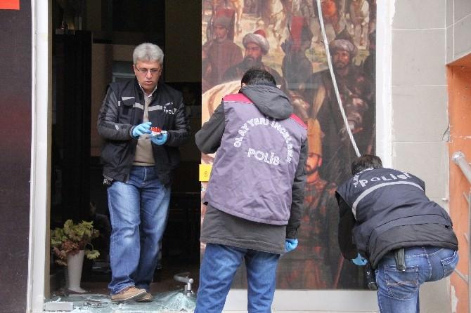 Osmanlı Diriliş Ocakları Genel Merkezi'ne Silahlı Saldırı
