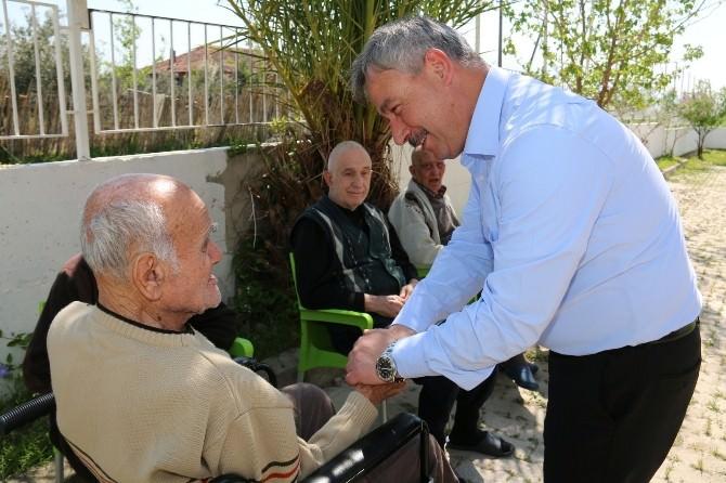 Başkan Yaralı'dan Şehzadeler Konağı'na Ziyaret