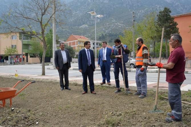 Şehzadeler Belediye Başkanı Ömer Faruk Çelik: