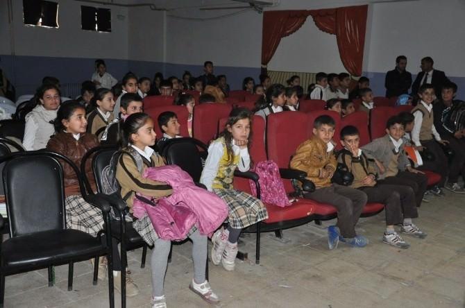 Silopi'de Öğrencilere Biyoçeşitlilik Eğitimi Verildi