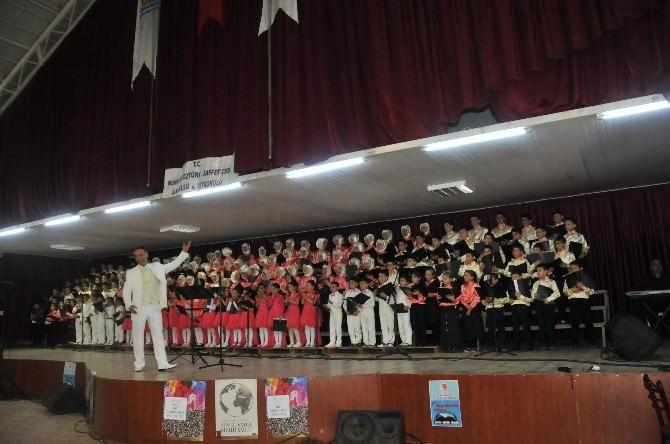 190 Mevcutlu Okulun 150 Öğrencisini Müzisyen Yaptı