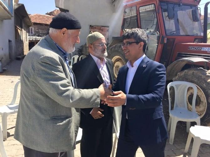 Mehmet Altay: Birlik Bütünlük İçinde Çalışıyoruz