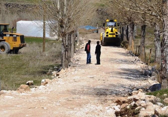 Erciş Belediyesi'nden Hizmet Atağı