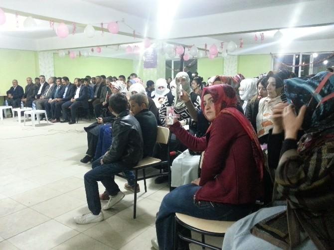 Muradiye'de Kutlu Doğum Haftası Etkinliği