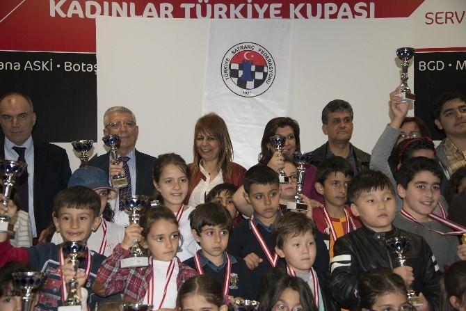 Yenişehir Belediyesi'nden Satranç Turnuvası