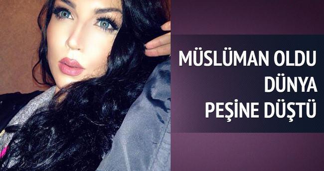 Müslüman oldu dünya onu konuştu