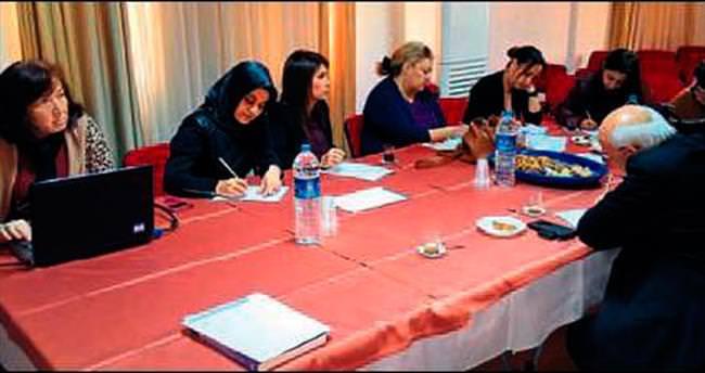 Anne ve babalara eğitim semineri