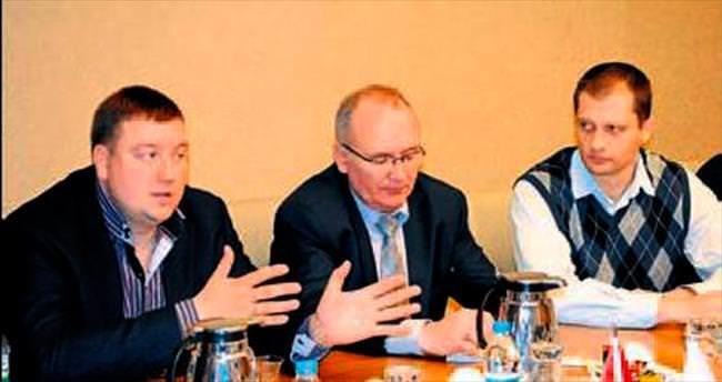 Rus nakliyeciler işbirliği teklif etti