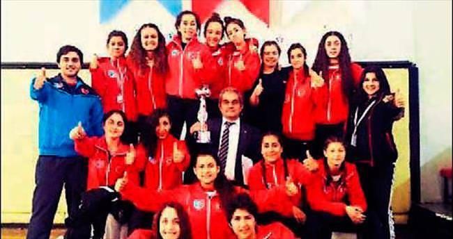 Antalya'nın şampiyonları