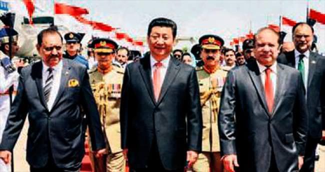 Çin'den Pakistan'a 45 milyar $'lık yatırım