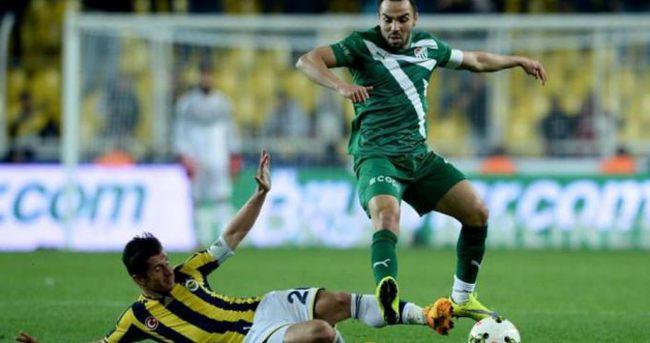 Bursaspor'un Fenerbahçe hasreti