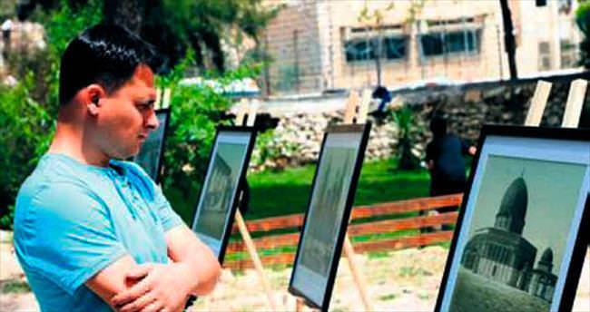 Hatıralarla Kudüs sergisi ziyarete açıldı