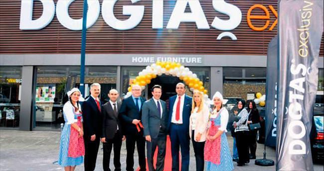 Avrupa'nın en büyük mağazası Doğtaş'tan