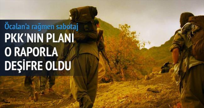 Öcalan'a rağmen sabotaj
