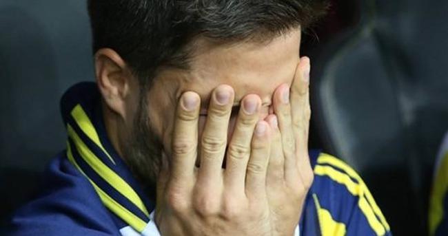 Fenerbahçe'de Diego krizi bitmek bilmiyor