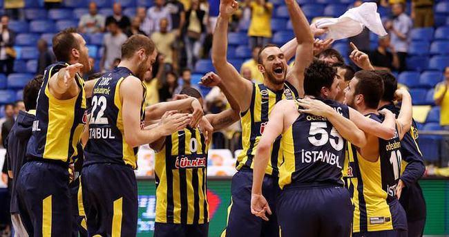 Fenerbahçe Ülker  Euroleague'de tarih yazdı