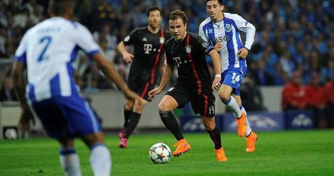Bayern Münih – Porto Şampiyonlar Ligi maçı ne zaman saat kaçta hangi kanalda?