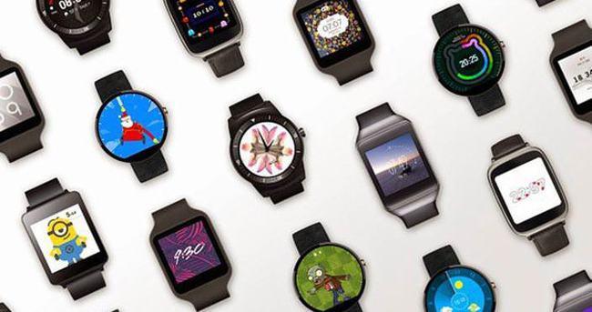 Android Wear'lı akıllı saatlere Wi-Fi desteği