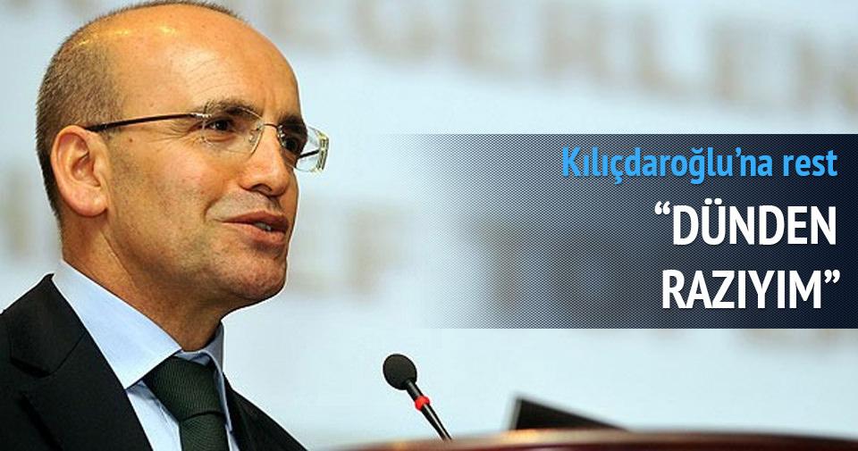 'Kılıçdaroğlu ile tartışmaya dünden razıyım'