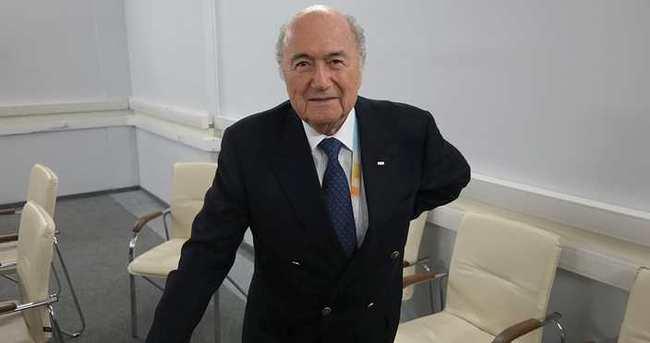 Blatter: Talep gelirse şike sürecine dahil oluruz