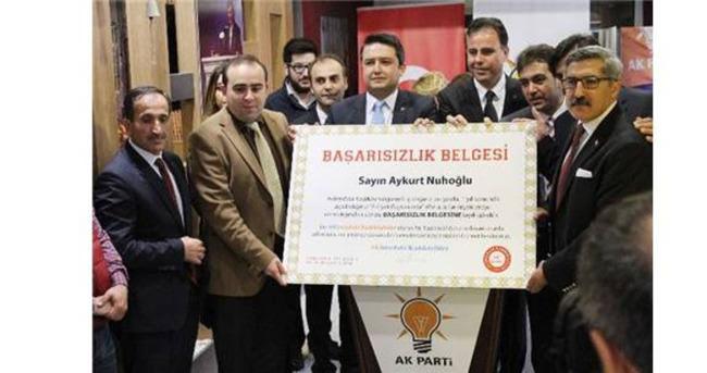 Kadıköy Belediyesi'ne başarısızlık belgesi