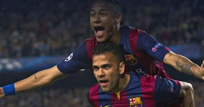 Barcelona PSG  — özeti ve golleri (GENİŞ ÖZET)