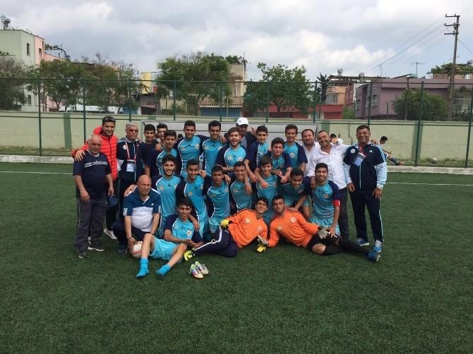 Adana Büyükşehir Belediye Spor'dan Bir Şampiyonluk Daha