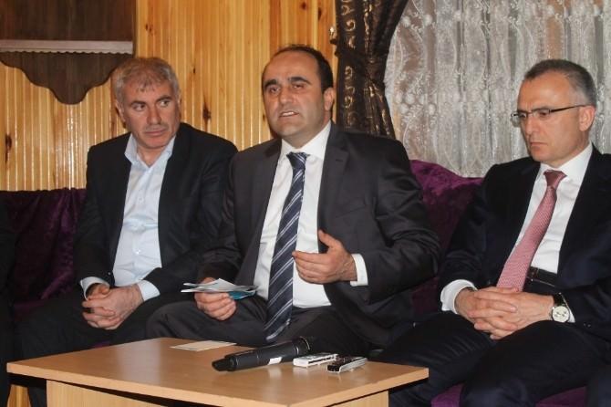 Ağbal, CHP'nin Seçim Beyannamesini Eleştirdi