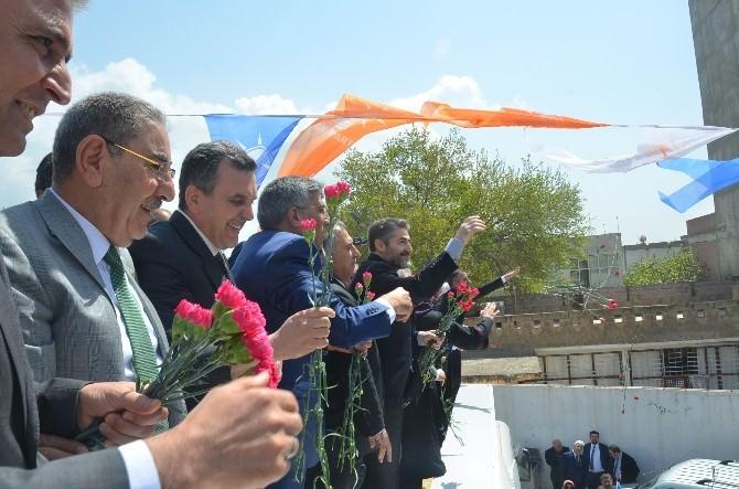AK Parti Genel Başkan Yardımcısı Nureddin Nebati: