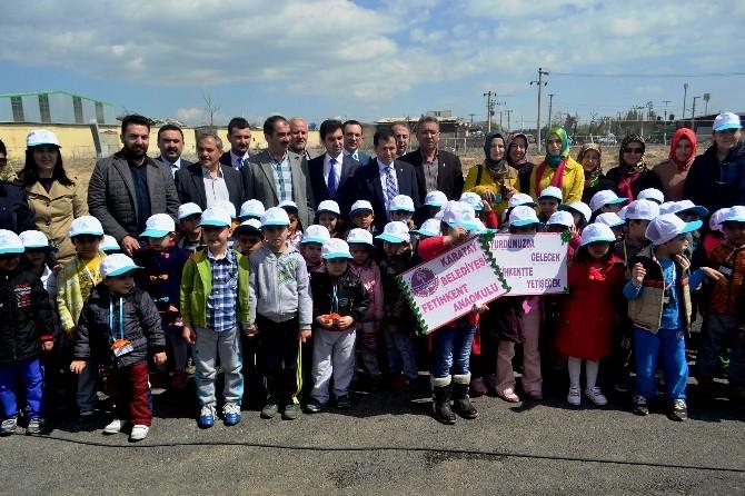 AK Parti Konya'da Seçim Çalışmalarına Devam Ediyor